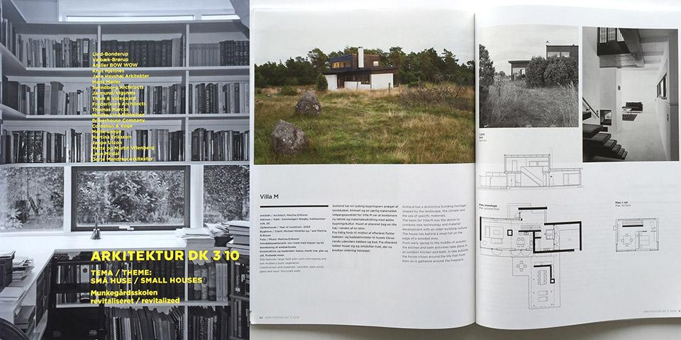 Arkitektur DK 3 10